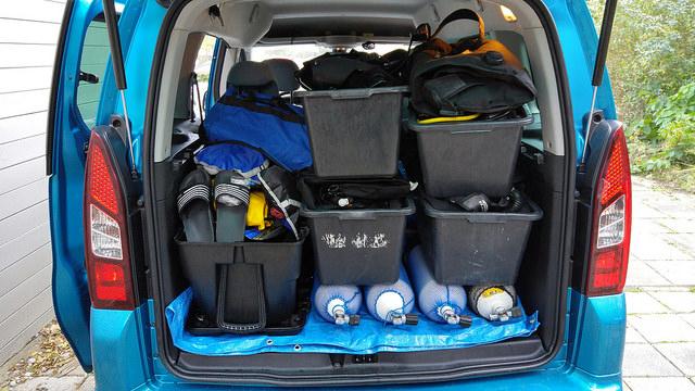 Gedaan: Drift Diver Specialty bij Sealand Diving